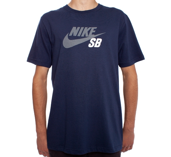 Nike SB Icon T-Shirt (Varsity Royal)