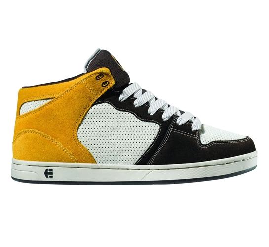 Etnies Recognition Skate Shoes - Fillmore (Brown)