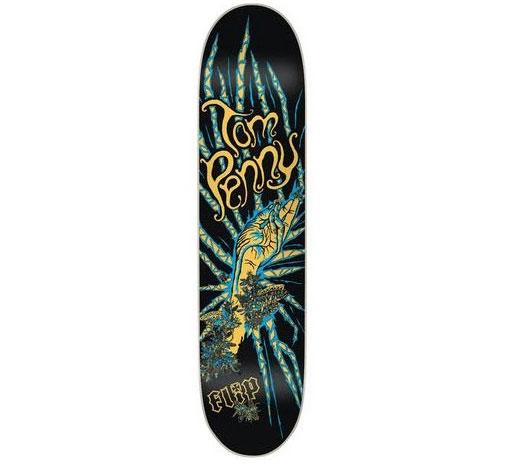 """Flip Skateboard Deck - 8"""" Penny (Hand)"""