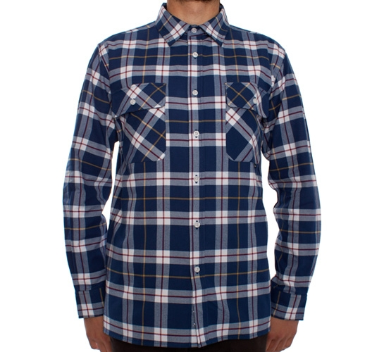 Fourstar Bridgeport Shirt (Indigo)