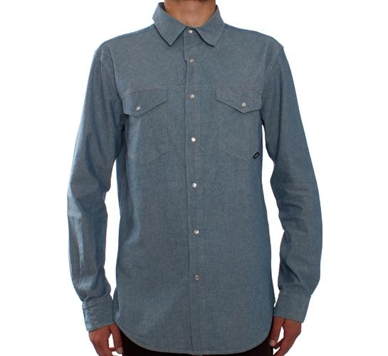 Fourstar Tampa Shirt (Indigo)