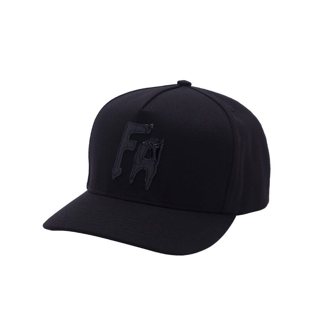 Fucking Awesome Seduction Of The World 5-Panel Cap (Black)