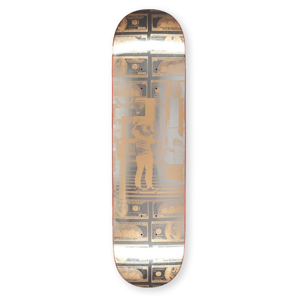 """Fucking Awesome TJ Peace Out Skateboard Deck 8.25"""""""
