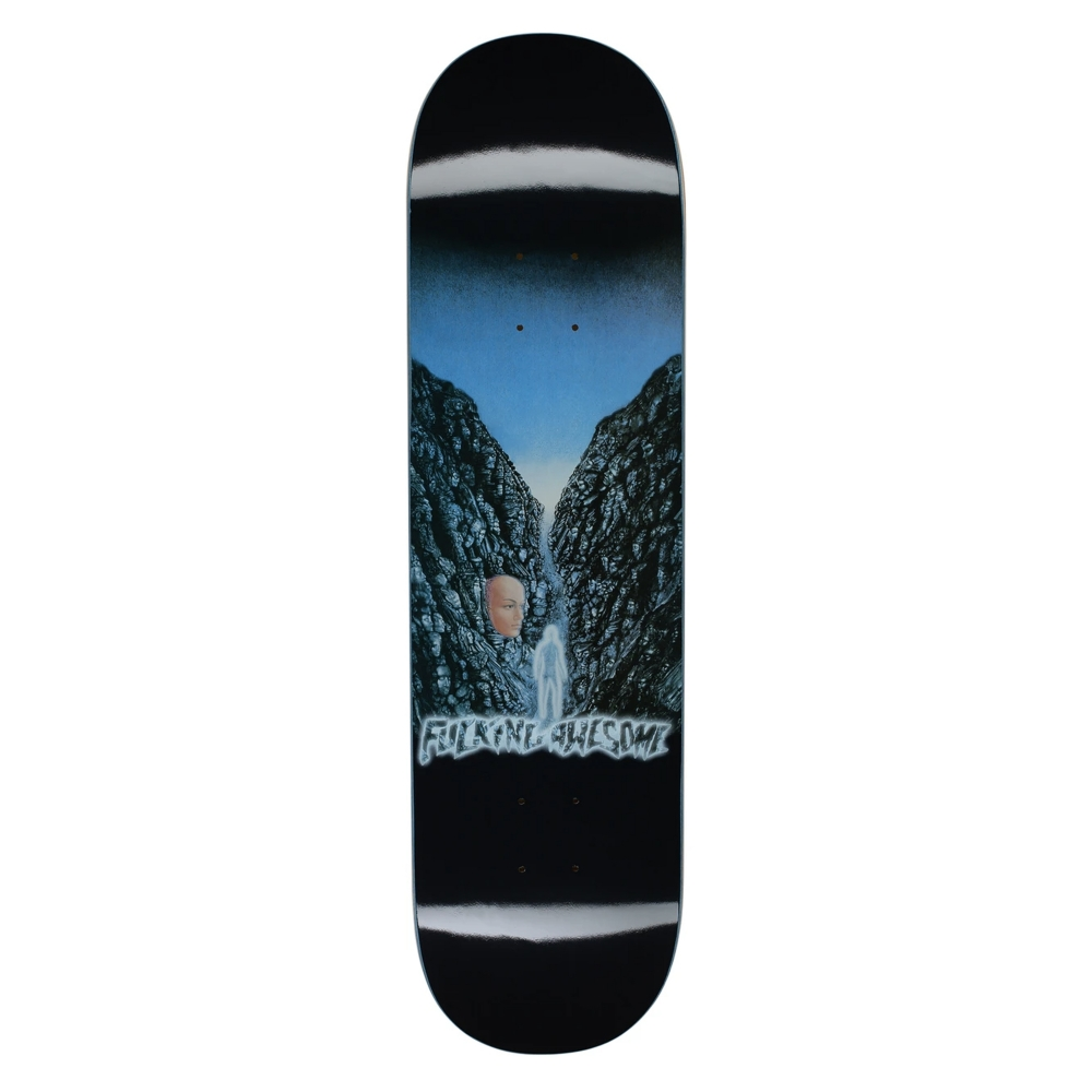 """Fucking Awesome Vincent Waterfall Skateboard Deck 8.25"""""""