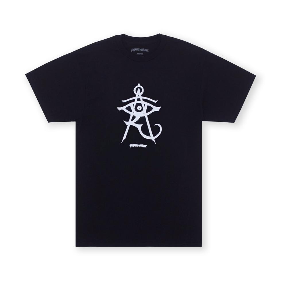 Fucking Awesome Zytoon T-Shirt (Black)