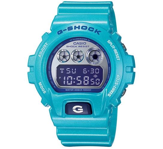 G-Shock DW-6900CB-2ER Crazy Colour (Blue)
