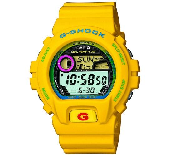 G-Shock GLX-6900A-9ER (Yellow)