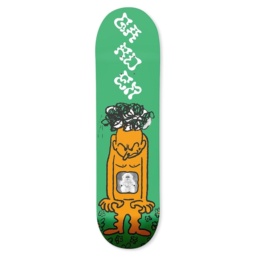 "Garden Skateboards Limited Gary Skateboard Deck 8.5"""