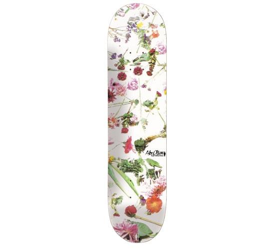 "Girl Skateboard Deck - 8"" Olson (Formerly Known As)"