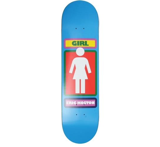 """Girl Skateboard Deck - 8"""" Eric Koston (Jamz)"""