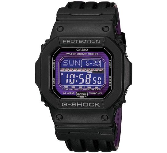 G-Shock GLS-5600L-1ER G-LIDE Snowboarder (Black)
