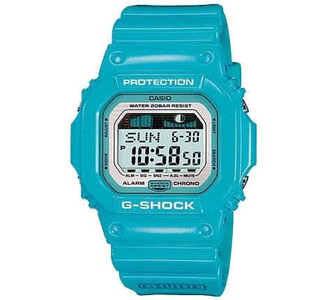 G-Shock GLX-5600A-2ER G-LIDE Surf (Blue)