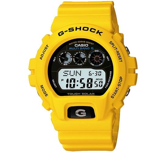 G-Shock GW-6900A-9ER (Yellow)