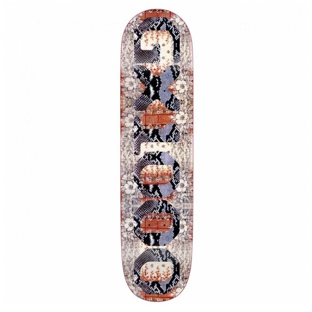 "GX1000 OG Scales Two Skateboard Deck 8.5"" (B&W)"