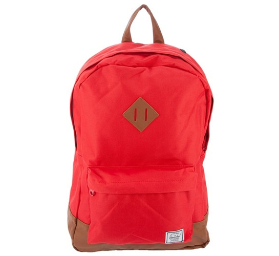 Herschel Supply Co. Heritage Backpack (Red)