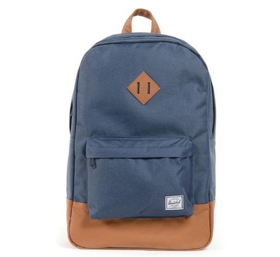 Herschel Supply Co. Heritage Backpack (Navy)