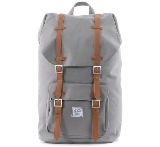 Herschel Supply Co. Little America Backpack (Grey)