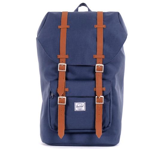 Herschel Supply Co. Little America Backpack (Navy)