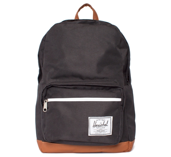 Herschel Supply Co. Pop Quiz Backpack (Black)