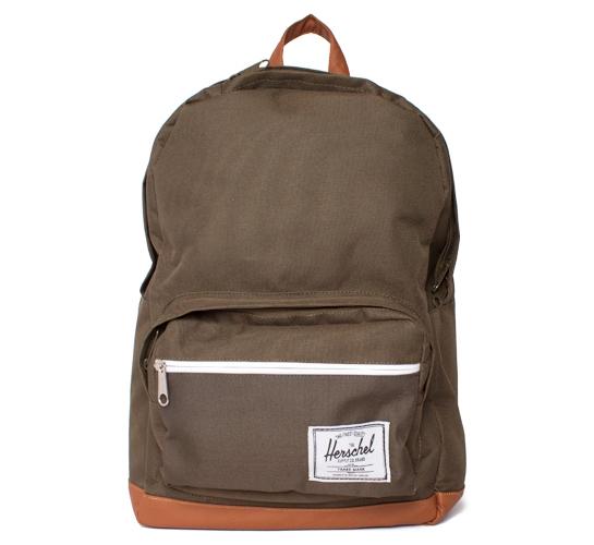 Herschel Supply Co. Pop Quiz Backpack (Olive)
