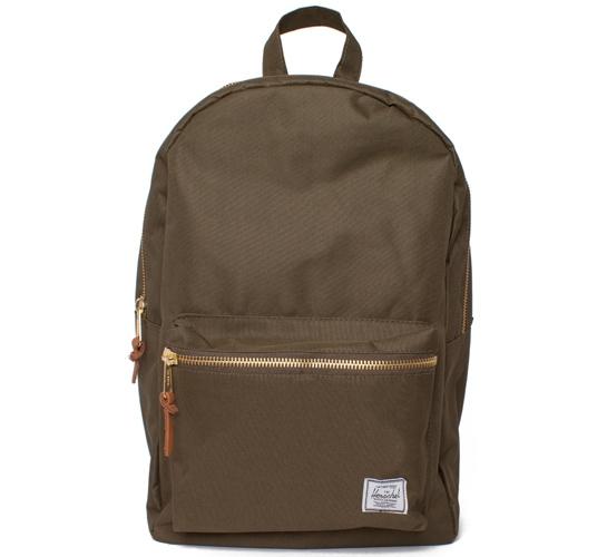 Herschel Supply Co. Settlement Backpack (Olive)