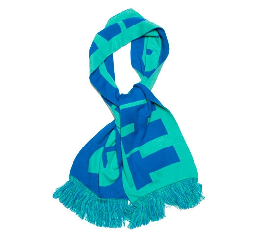 The Hundreds Scarf - Class (Blue)