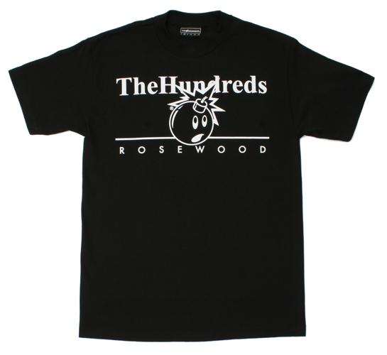 The Hundreds Men's T-Shirt - Trade (Black)
