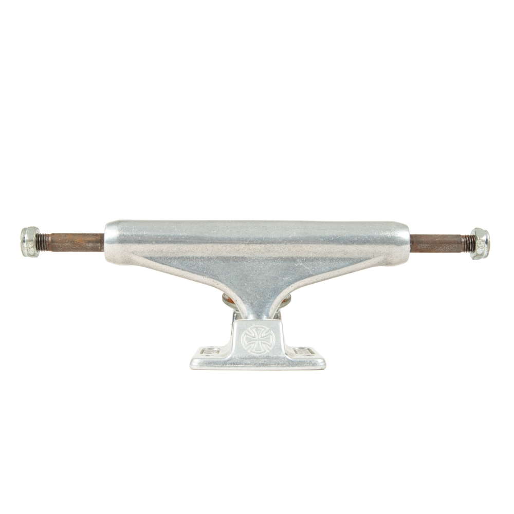 Independent Stage 10 129 Forged Standard Skateboard Truck (Silver)