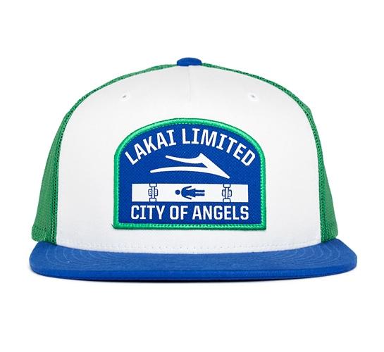 Lakai Athletica Trucker Cap (Green)