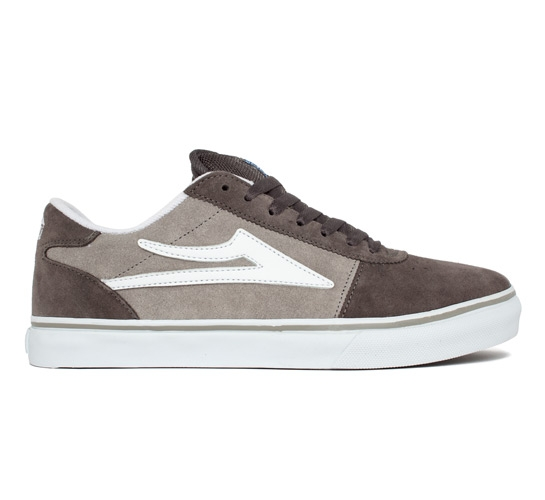 Lakai Manchester Select (Charcoal/Grey Suede)