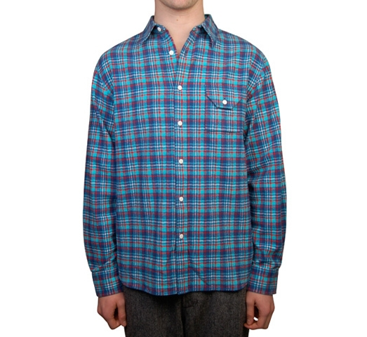 Penfield Men's Shirt - Merrimac (Blue)