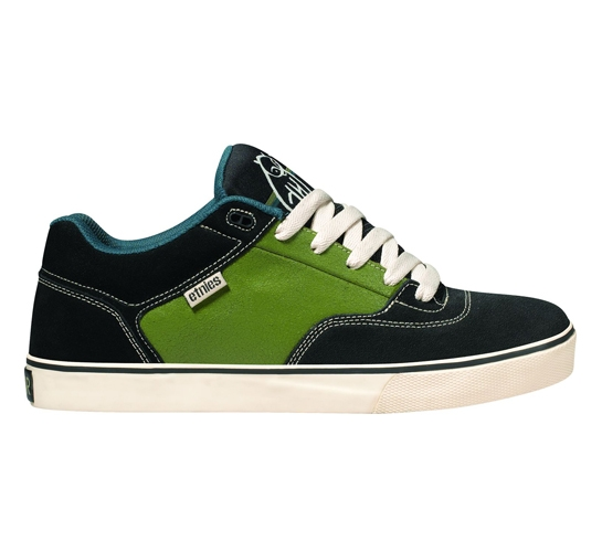 Etnies Recognition Skate Shoes - Mikey Taylor (Black)