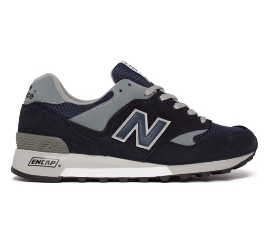 factible levantar Señora  New Balance 577 UK (Navy/Grey) - Consortium.