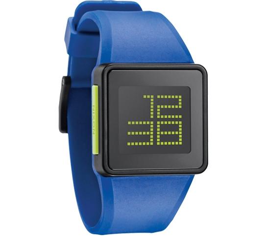 Nixon The Newton Digital Watch (Indigo)