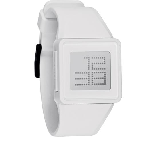 Nixon The Newton Digital Watch (White)