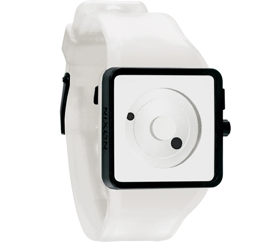 Nixon The Newton Watch (White)
