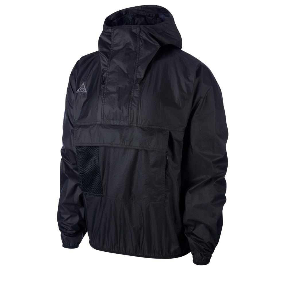 Nike ACG Hooded Anorak (Black/Anthracite)