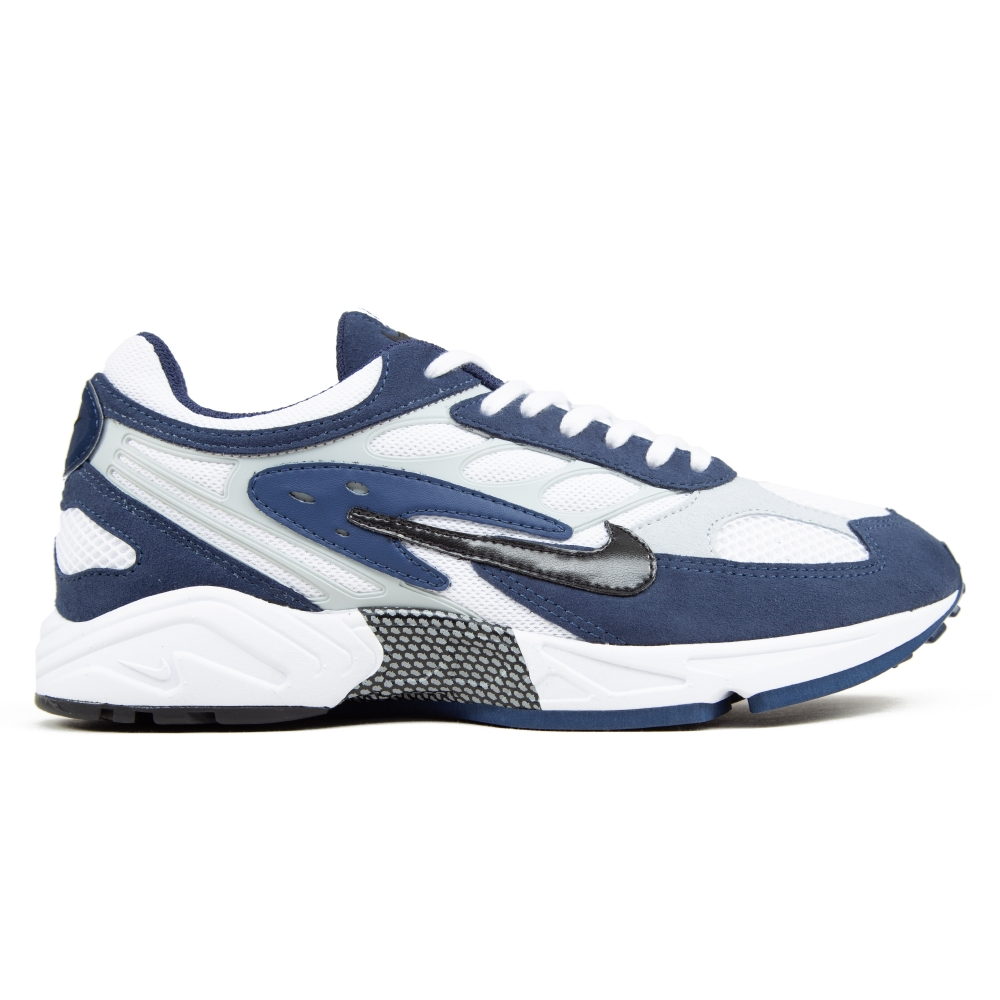 Nike Air Ghost Racer (Midnight Navy/Black-Wolf Grey-White)