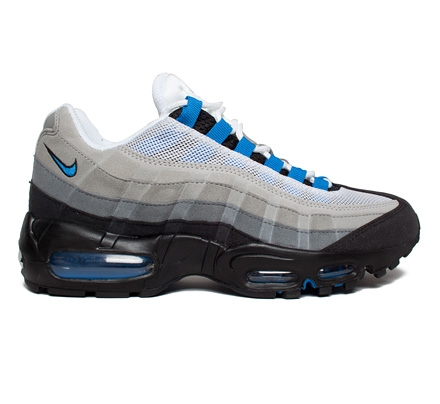 Air Max 95 Blue Grey