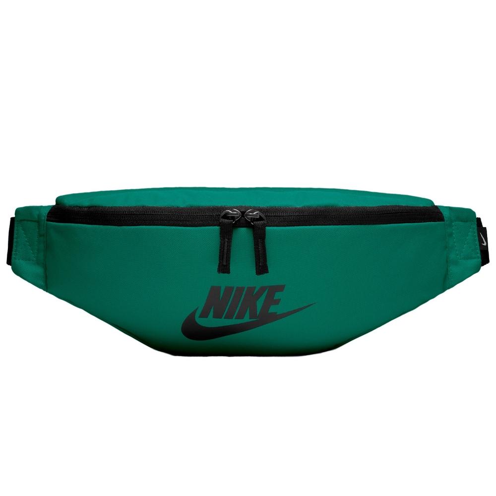 Nike Heritage Hip Pack (Green Noise/Black/Black)