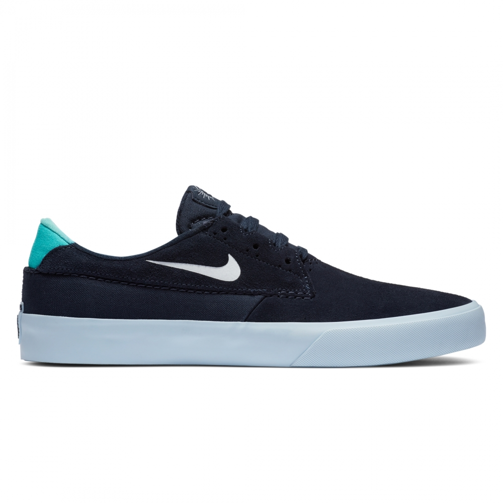 Nike SB Shane T 'Blue Flame Pack' (Dark Obsidian/White-Hyper Jade)