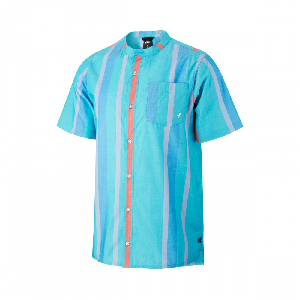 Nike SB x Kevin Bradley Shirt 'Kevin and Hell Pack' (Oracle Aqua)