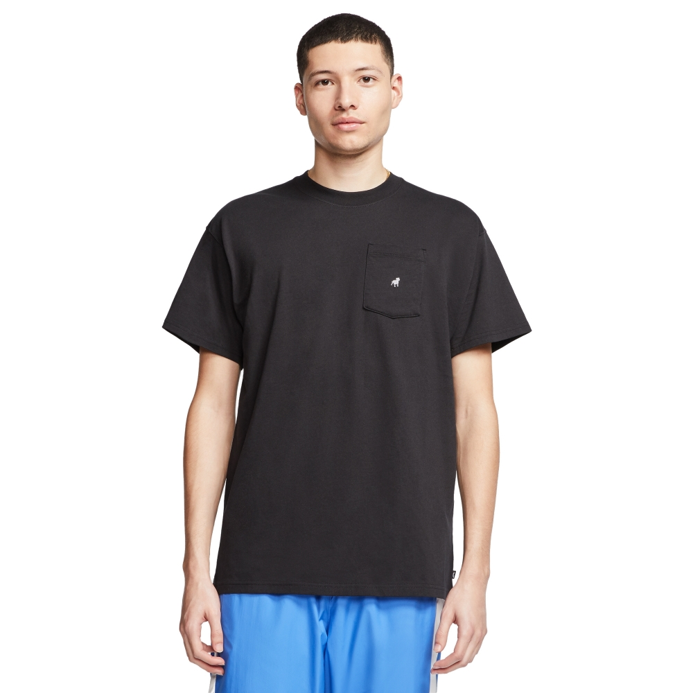 Nike SB x Kevin Bradley T-Shirt 'Kevin and Hell Pack' (Black/White)