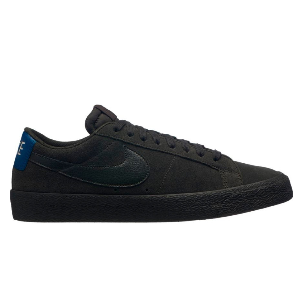 espectro sacudir En el nombre  Nike SB Zoom Blazer Low (Sequoia/Sequoia-Blue Force) - 864347-301 -  Consortium.
