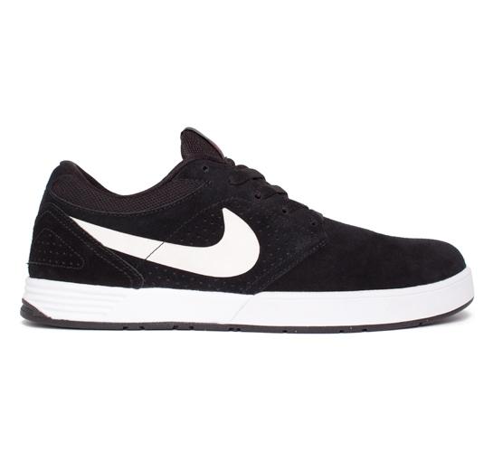 Nike SB Paul Rodriguez 5 (Black/White-Varsity Red)