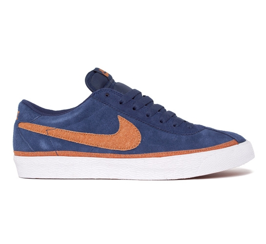 Nike SB Bruin (Binary Blue/Ginger-White)