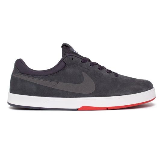Nike SB Eric Koston 1 (Anthracite/Anthracite-Gridiron)