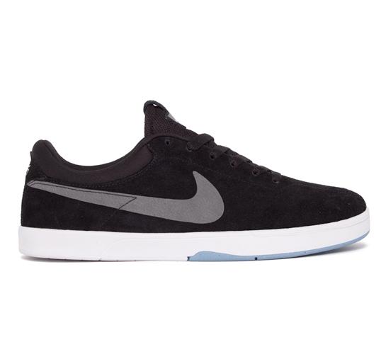 Nike SB Eric Koston 1 (Black/Dark Grey-Chambray)