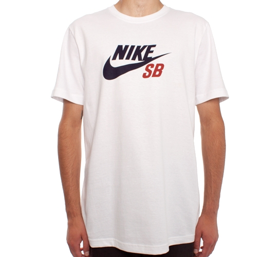 Nike SB Icon T-Shirt (White)
