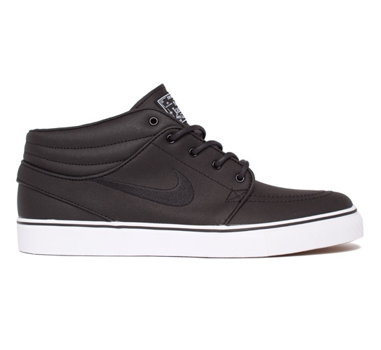 Nike SB Stefan Janoski Mid (Black/Black)